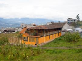 Unay Muchiku, Otavalo (Hacienda Cotama yakınında)
