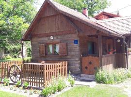 Apartments Kuvarna, Čigoč (рядом с городом Mužilovčica)