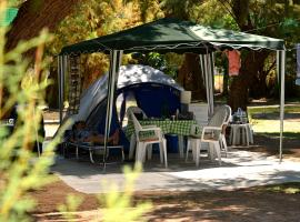 Camping Mithimna, Киссамос (рядом с городом Análipsis)