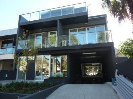 Espresso Apartments - Bold and Beautiful in Brighton, Melbourne (North Melbourne yakınında)