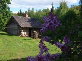 Mundi Camping house, Jõepera (Ähijärve yakınında)