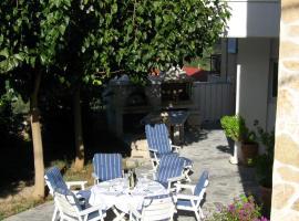 Hotel Koukouvaia, Kalo Chorio (рядом с городом Prína)