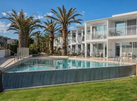 Happy Days Beach Hotel, Георгиуполис (рядом с городом Каврос)