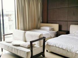 Guangzhou Fuliquan Tianxia Holiday Villa, Conghua (Dalingshan yakınında)