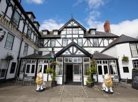 White Lion Royal Hotel, Bala