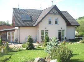 Apartmán Dům Skalice, Benešov (Líšno yakınında)