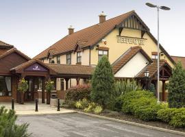 Premier Inn Newcastle - Gosforth/Cramlington, Ньюкасл-апон-Тайн (рядом с городом Cramlington)