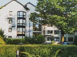 Appart-Hotel Bad Godesberg, Bonn (Wachtberg yakınında)