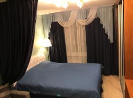 Apartment on Brothers Kasimovykh