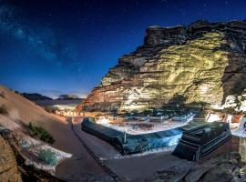 Rahayeb Desert Camp, Wadi Rum