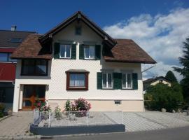 Ferienhaus Brunner, Höchst