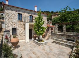 Thalia Traditional Guest House, Promírion (рядом с городом Líri)