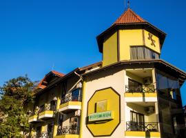 Hotel Kirst, Piratuba (Machadinho yakınında)