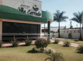 Hotel Villa Cerrado, Nova Mutum