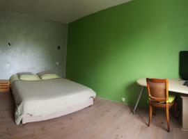 Maison La Boudigue, Salles-Mongiscard (рядом с городом Ортез)