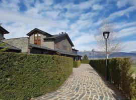 Casa en Alp, con zona jardín privado y zona comunitaria, Альп