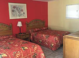 Shelton Motel, Rio Grande