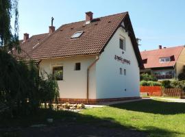 Pongrácz Apartman, Zirc (рядом с городом Porva)