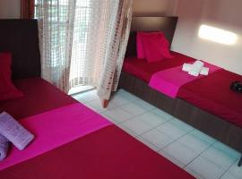 Eleni Antonouli Rooms, Коккино-Неро