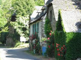 Gite vallee du Lot, Vieillevie (рядом с городом Le Fel)