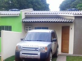 Flor Do Ype Homes, Ribeirão das Pedras (Nobres yakınında)
