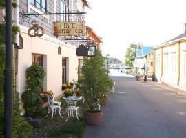 Hotel Villa Antonius, Наантали