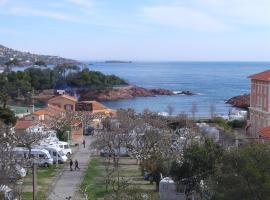 Hôtel de la plage