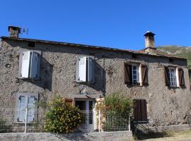 A Casa Orani, Ponte-Leccia (рядом с городом Saliceto)