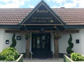 The Windmill Hotel, Elwick