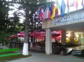Hotel Diana, Geoagiu Băi