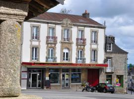 La Croix D'or, Le Faouët (рядом с городом Le Saint)