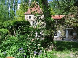 Moulin de Repassat Etape Voie Verte, Bazens (рядом с городом Lagarrigue)