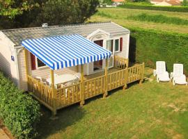 Thomas James Holidays Mobile Homes, Jard-sur-Mer (рядом с городом Saint-Vincent-sur-Jard)