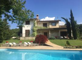 Villa Nicolai tra Mare e Montagna, Lettomanoppello (Manoppello yakınında)