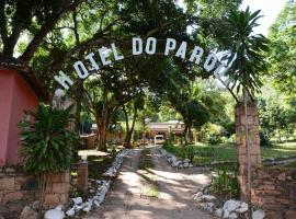 Pousada do Parque, Lençóis (Vera Cruz yakınında)