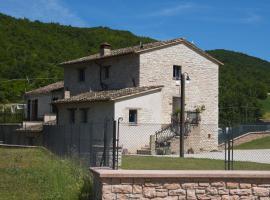 Agriturismo La Ghita, Fossombrone (San Martino dei Muri yakınında)