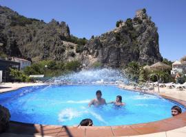 Hotel Sierra de Cazorla & SPA 3*, La Iruela