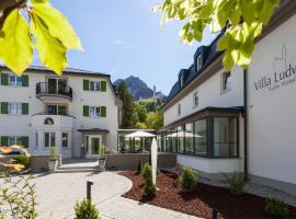 Villa Ludwig Suite Hotel, Hohenschwangau