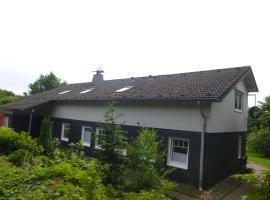 Ferienhaus am Wald, Meezen (Aukrug yakınında)