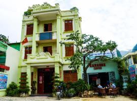 Tam Giac Mach Hotel Dong Van, Dồng Văn (Funing yakınında)