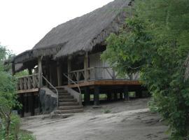 Roika Tarangire Tented Lodge, Kwa Kuchinia