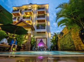 Kingfisher Angkor Hotel