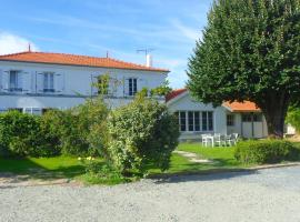 La Maison de Mes Parents, Saint-Christophe (рядом с городом La Jarrie)