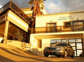 Burg's View Boutique Hotel, Виндхук