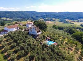 Il Poggio Degli Ulivi Umbria, Montecastrilli