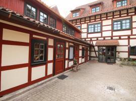 Ferienappartement Erfurter Kreuz, Kirchheim (Elleben yakınında)