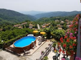 Amelia Dream View Hotel, Momigno (Prunetta yakınında)