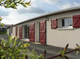 Gîte de Lavaud Richer, Chanteloup (рядом с городом La Chapelle-Saint-Laurent)