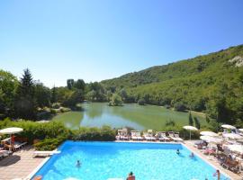 Parco del Lago, Villagrande (Scavolino yakınında)