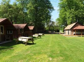 Camping Jena, Hummelo (in de buurt van Doetinchem)